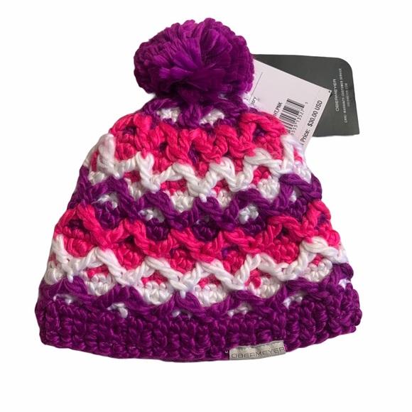 Obermeyer Averee Knit Hat Girls
